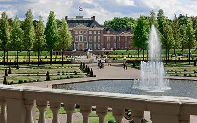 Paleis Het Loo gaat weer open in april 2022