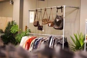 ReShare Store, kleding en tassen