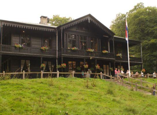 Koninklijk Apeldoorn: Het Aardhuis